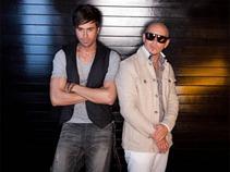 Realizarán Enrique Iglesias y Pitbull gira por EU