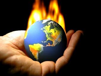 Encuesta revela preocupación por calentamiento global