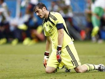 Iker Casillas: 'Este grupo no se merecía un final así'