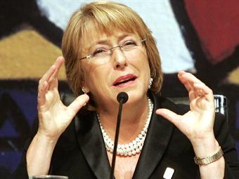 Propondrá Bachelet ampliación integradora  de Alianza del Pacífico