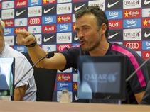 Para mí Messi sigue siendo el mejor jugador del mundo: Luis Enrique