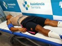 Aparta a Adriano un problema cardíaco de la pretemporada