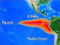 Enfrentarán juntos Ecuador, Perú y Colombia fenómeno de 'El Niño'