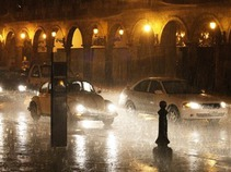 Se registra tormenta en Guadalajara