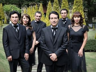 Honran Ángeles Azules a Cerati con uno de sus temas a ritmo de cumbia