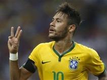 'Tenemos equipo para hacerlo bien en el Bernabéu': Neymar