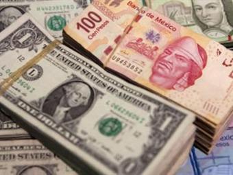 El desplome del peso ante el dólar