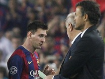 'El equipo sí ha cambiado': Messi discrepa de Luis Enrique
