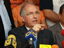 Detiene policía especial de Maduro a Alcalde de Caracas