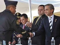 Garantiza GDF capacitación para policías de la ciudad