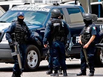 Policía Federal refuerza seguridad en Acapulco