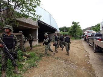Altos mandos militares también son responsables de masacre de Tlatlaya: AI