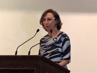 Eligen a presidenta de la Asociación Latinoamericana de Archivos