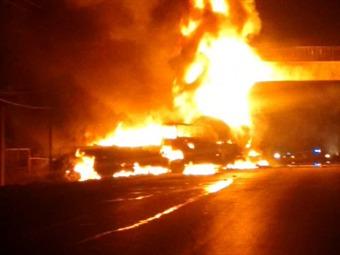 Incendio deja tres muertos en Hidalgo; PGJEH niega decesos