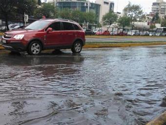 Sufre Valle de México afectaciones por lluvias
