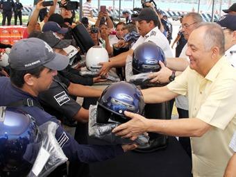 Alcalde de Acapulco satisfecho con la detención de delincuentes