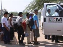 Rescatan a 44 migrantes centroamericanos en Hidalgo