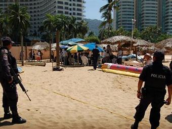 """Arranca operativo """"serpiente de fuego"""" en Acapulco"""
