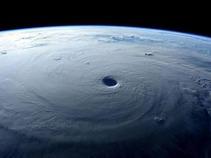 El paso del huracán Patricia por México
