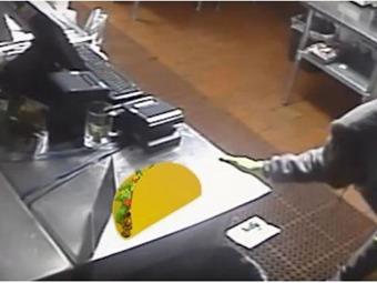 Convierten robo en un comercial