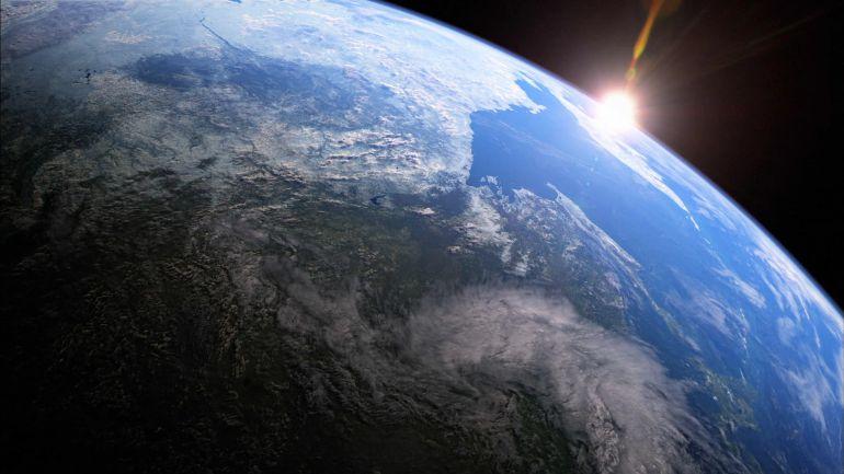 La Tierra se formó por el choque violento de dos planetas
