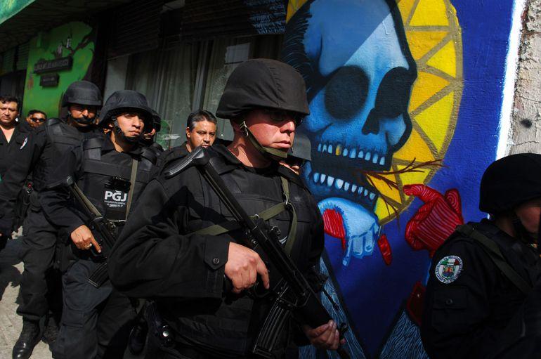 Balacera en el Barrio de Tepito deja un muerto y tres heridos