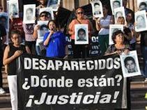 Guerrero y Veracruz encabezan desapariciones en el país