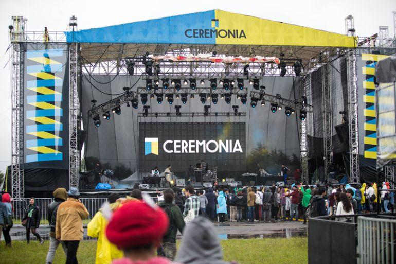 Conoce el cartel oficial del Festival Ceremonia 2016