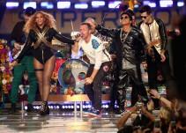 Revive los momentos musicales del Super Bowl