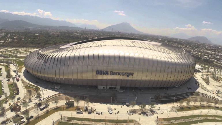 Eligen al Estadio de Monterrey como el mejor del Mundo