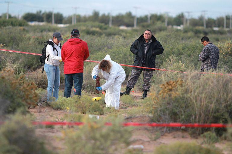 Descomposición en Ciudad Juárez, Chihuahua