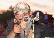 Se cumplen tres años levantamiento de autodefensas en Michoacán