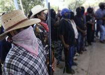 Se cumplen tres años del levantamiento de autodefensas en Michoacán