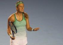 Victoria Azarenka abandona el Abierto Mexicano de Tenis