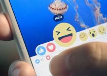 """¡Finalmente Facebook lanzó a nivel mundial """"Reactions""""!"""