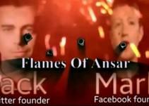 Ahora ISIS amenaza a los fundadores de Facebook y Twitter