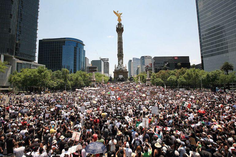 Suprema Corte perfila inconstitucionalidad del delito de 'ataques a la paz' en CDMX