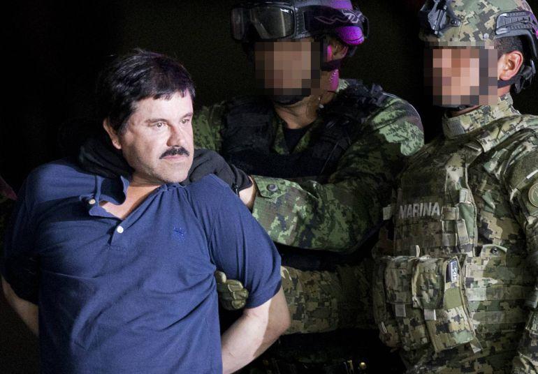 """No se violan derechos humanos del """"Chapo"""" dentro del penal del Altiplano: Segob"""