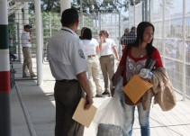 Nuevo Laredo recibió a 122 migrantes cubanos provenientes de Costa Rica