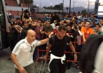 """Con gritos de """"borracho"""" reciben a Giovani dos Santos en Torreón"""