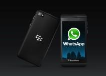 WhatsApp abandonará a BlackBerry
