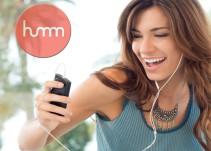 Llegó Humm, una dura competencia para Spotify