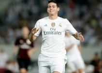 Multan a James Rodríguez con más de 10 mil euros