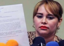 PGR solicita desafuero de la diputada vinculada al Chapo