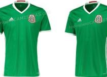 Filtran nueva camiseta de la Selección Mexicana
