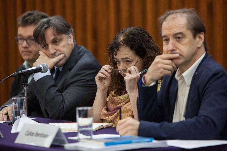 GIEI pide apoyo a la Unión Europea por caso Ayotzinapa