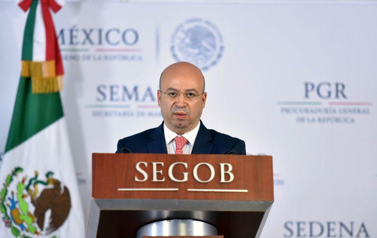 Ni chantajes ni pactos con el 'Chapo': Renato Sales