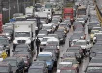 Toma precauciones: habrá cierre parcial en la carretera México-Toluca