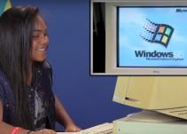 ¿Qué sucede cuando unos adolescentes conocen Windows 95?
