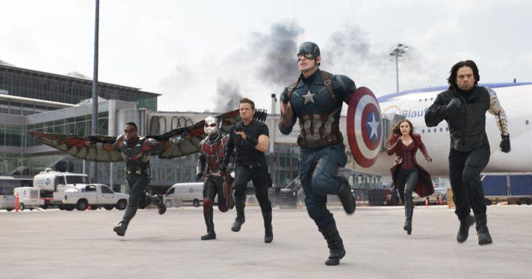 ¡Ya llegó! El nuevo tráiler de Captain America: Civil War con Spider-Man incluido